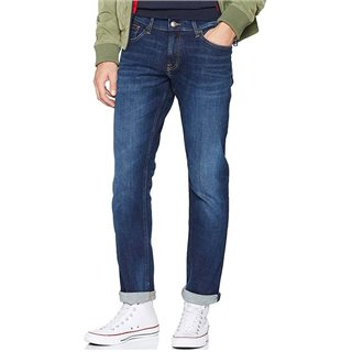 Tommy Jeans Aspen Dark Blue Slim Scanton Jeans
