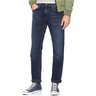 Tommy Jeans Rick Dark Blue Ryan Straight Jeans
