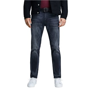 Jack & Jones Intelligence  Blue Denim Clark 319 Regular Fit Jean