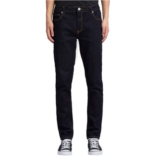 Farah Rinsed Drake Stretch Denim Slim Jeans