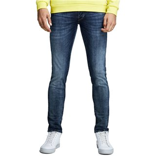 Jack & Jones Intelligence  Blue Denim Glenn Con 057 50sps Slim Fit Jeans