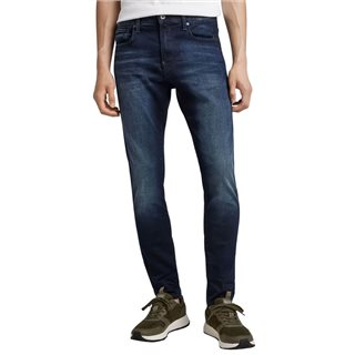 G-Star Dark Aged Revend Super Slim Fit Jeans