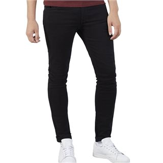 Farah Black Drake Stretch Jeans