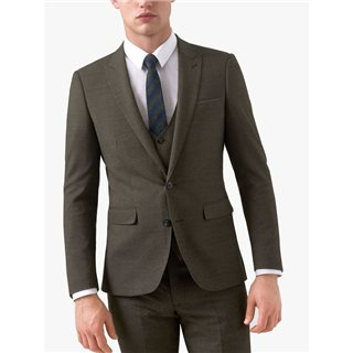 Remus Uomo Slim Fit Wool Suit