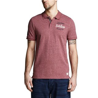Jack & Jones Essentials Cotton Pique Polo Shirt