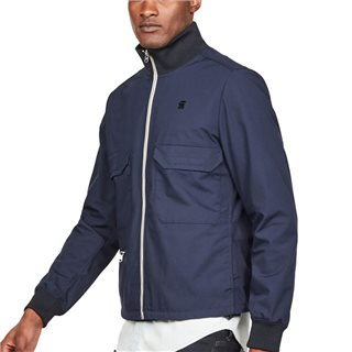 G-Star Sartho Blue Xpo Overshirt