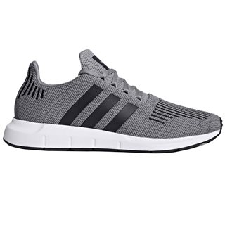 adidas Originals Grey Swift Run Knitted Trainer