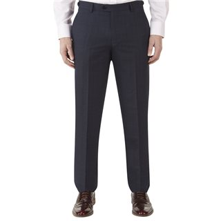 Skopes Theodore Tailored Trousers Navy