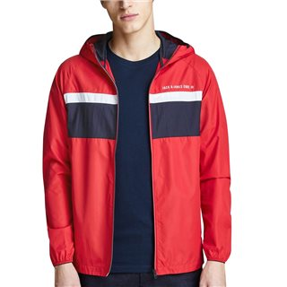 Jack & Jones Core Tango Red Light Windbreaker Jacket