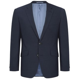 Daniel Grahame Navy Dawson Regular Fit 2-Piece Suit