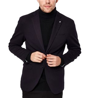 Selected Homme Dark Navy Shaft Slim Fit Blazer