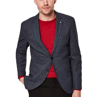 Selected Homme Selected Dark Navy Shaft Slim Fit Blazer