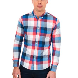 Tommy Bowe XV Kings Mix Cloth Whitehaven Check Shirt
