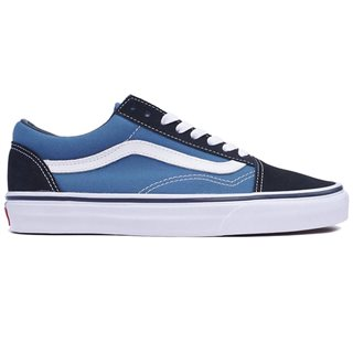 Vans Footwear Navy Comfycush Old Skool Shoes