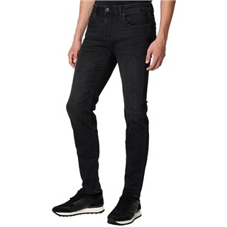 Selected Homme Black Leon 6138 Slim Fit Jean