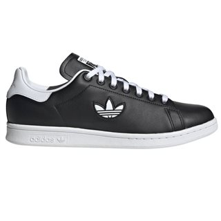 adidas Originals Black Stan Smith Trainers