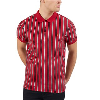Farah Fire Brick Altham Polo