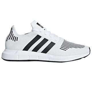 adidas Originals White Swift Run Trainers