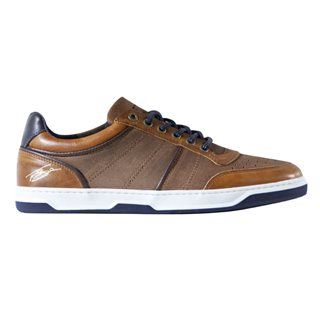 Tommy Bowe Footwear Camel Mix Folau Trainer