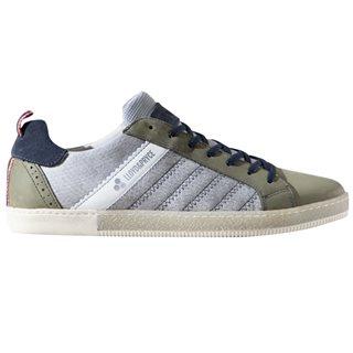 Tommy Bowe Footwear Olive Stress Whitelock Trainer