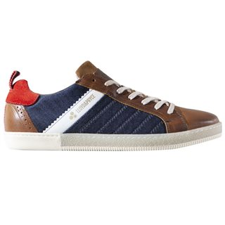 Tommy Bowe Footwear Camel Stress Whitelock Trainer
