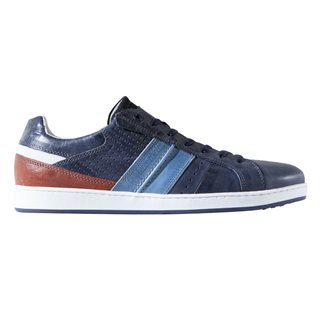 Tommy Bowe Footwear Independent Blue Parisse Trainer