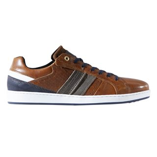 Tommy Bowe Footwear Caramel Mix Parisse Trainer