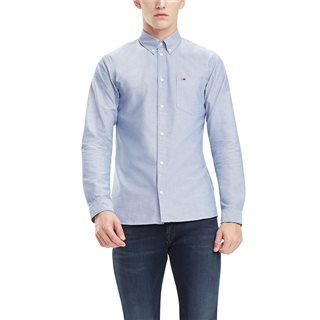 Tommy Jeans Organic Cotton Oxford Shirt