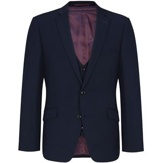 Daniel Grahame Navy Dale 3-Piece Suit