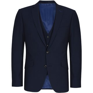 Daniel Grahame Navy Blue Dale 3-Piece Suit