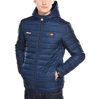 Ellesse Navy Lombardy Padded Jacket