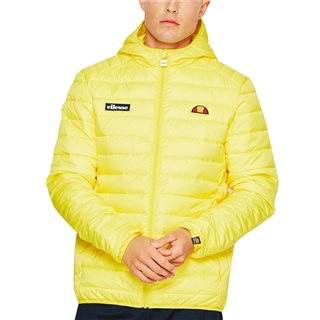 Ellesse Yellow Lombardy Padded Jacket