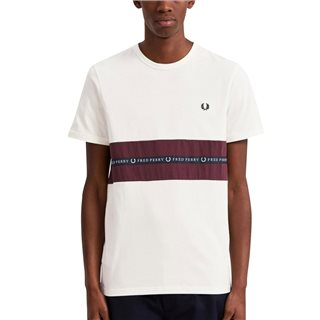 Fred Perry Snow Sports Taped T-Shirt