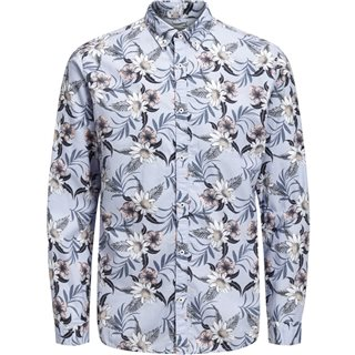 Jack & Jones Premium Infinity Summer Printed Long Sleeve Shirt