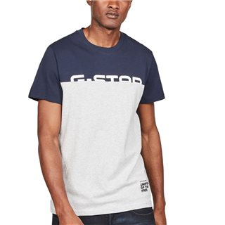 G-Star Artho Blue Graphic 13 T-Shirt