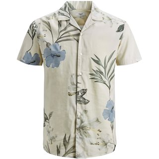 Jack & Jones Premium Classic Hawaii Short Sleeve Shirt