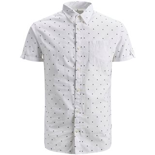 Jack & Jones Core And Printed Short Sleeve Shirt