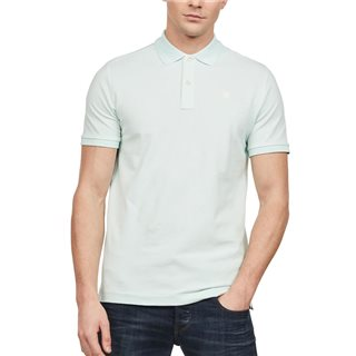 G-Star Aquamarine Dunda Slim Polo