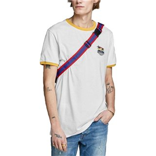 Jack & Jones Originals Contrast Detail Summer T-Shirt