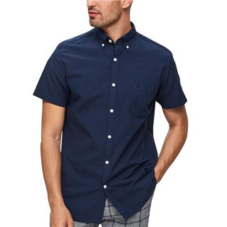 Selected Homme Two Collcect Regular Fit Short Sleeve Shirt