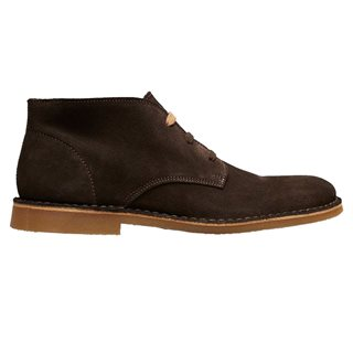 Selected Homme Demitasse Suede Desert Boots