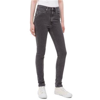 Calvin Klein Stockholm Grey 010 High Rise Skinny Jeans