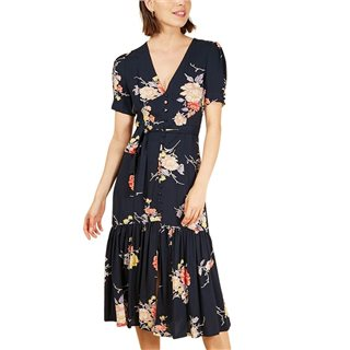 FRNCH Paris Bouquet De Fleurs Anoa Dress