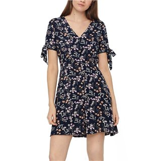 Vero Moda Night Sky Short Sleeved Short Dress