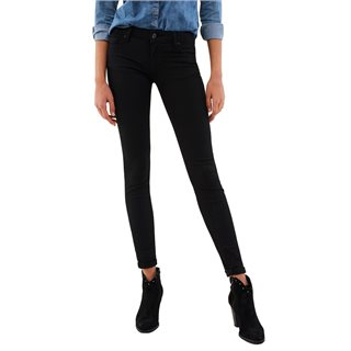 Salsa Jeans Black Push Up Wonder Pants With Skinny Leg