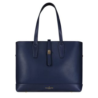 Paul's Boutique Navy Evelyn Tote Bag