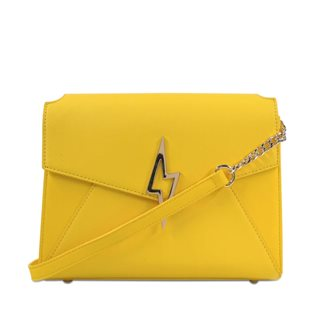Paul's Boutique Yellow Rita Shoulder Bag