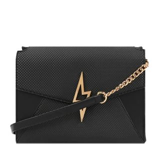 Paul's Boutique Black Rita Shoulder Bag