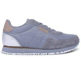 Woden Autumn Grey Nora Ii Lightweight Trainer
