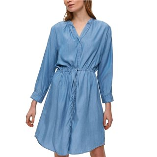 Selected Femme Light Blue Eco Friendly Long Sleeved Dress